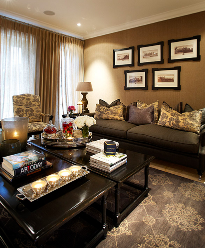 Romi Kaplan Interiors Work Example
