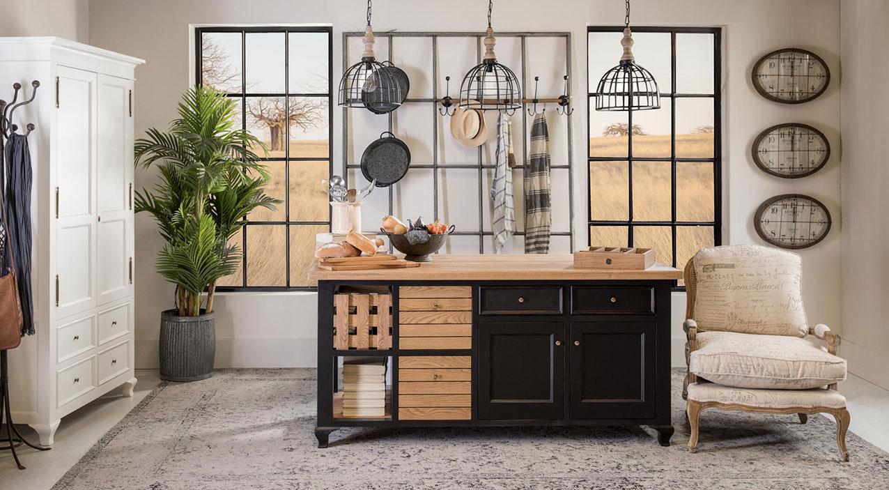 Made in South Africa, kitchen island, storage, kitchen, wood furniture