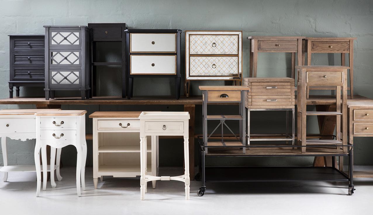 bedside cabinets, bedside table