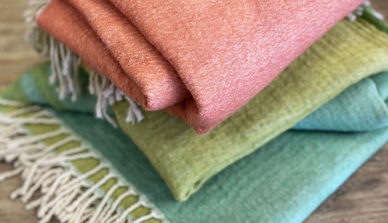Featured collection wool throws