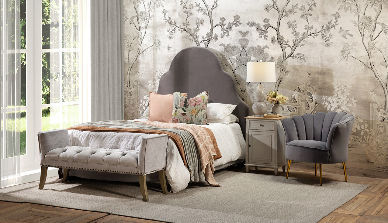Shop the look romantic boudoir