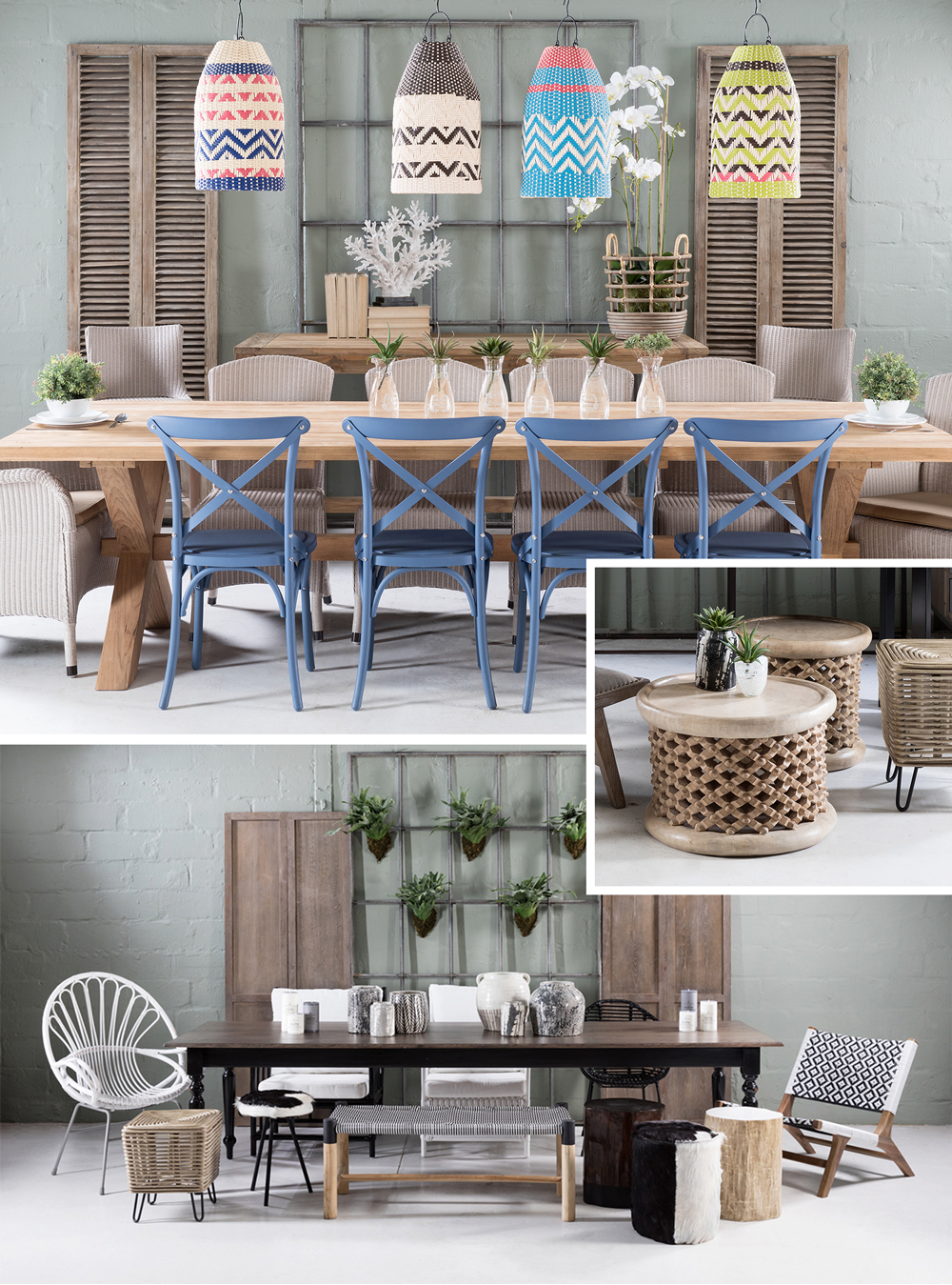 6 interior trends worth trying in 2018 | Block & Chisel
