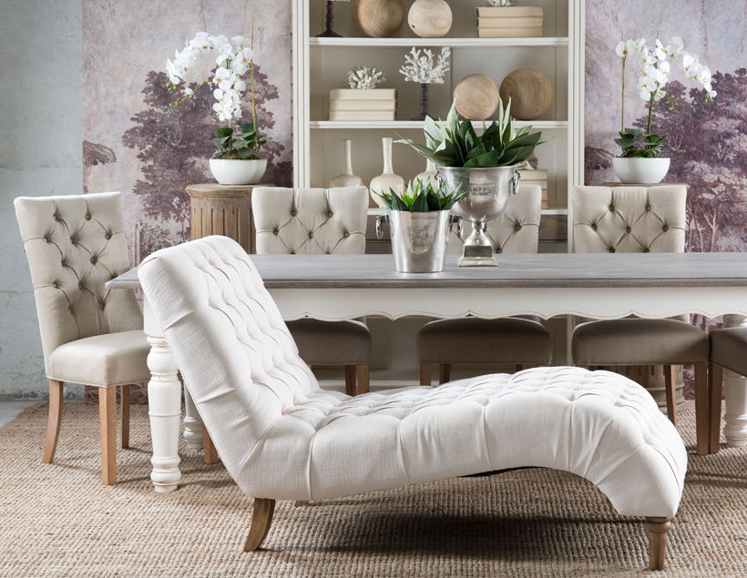 Bring Tufted Upholstery Into Your Home Block Chisel