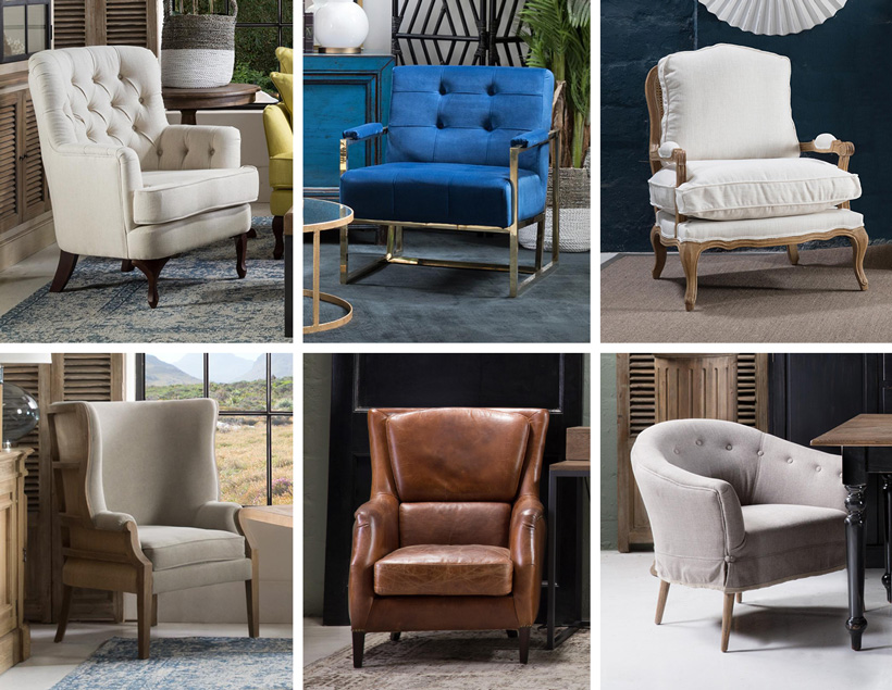 Surprising Whats Your Upholstered Chair Style Block Chisel Ibusinesslaw Wood Chair Design Ideas Ibusinesslaworg