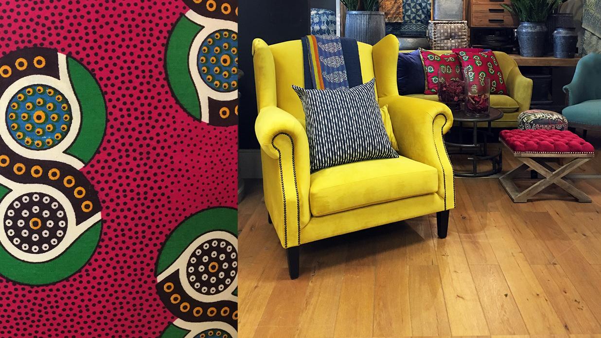 Turn your interior focus to Afropolitan