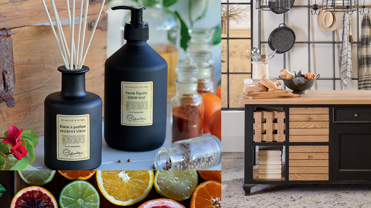 Spend time outdoors in styleTurn your home into a fragrant scent scape