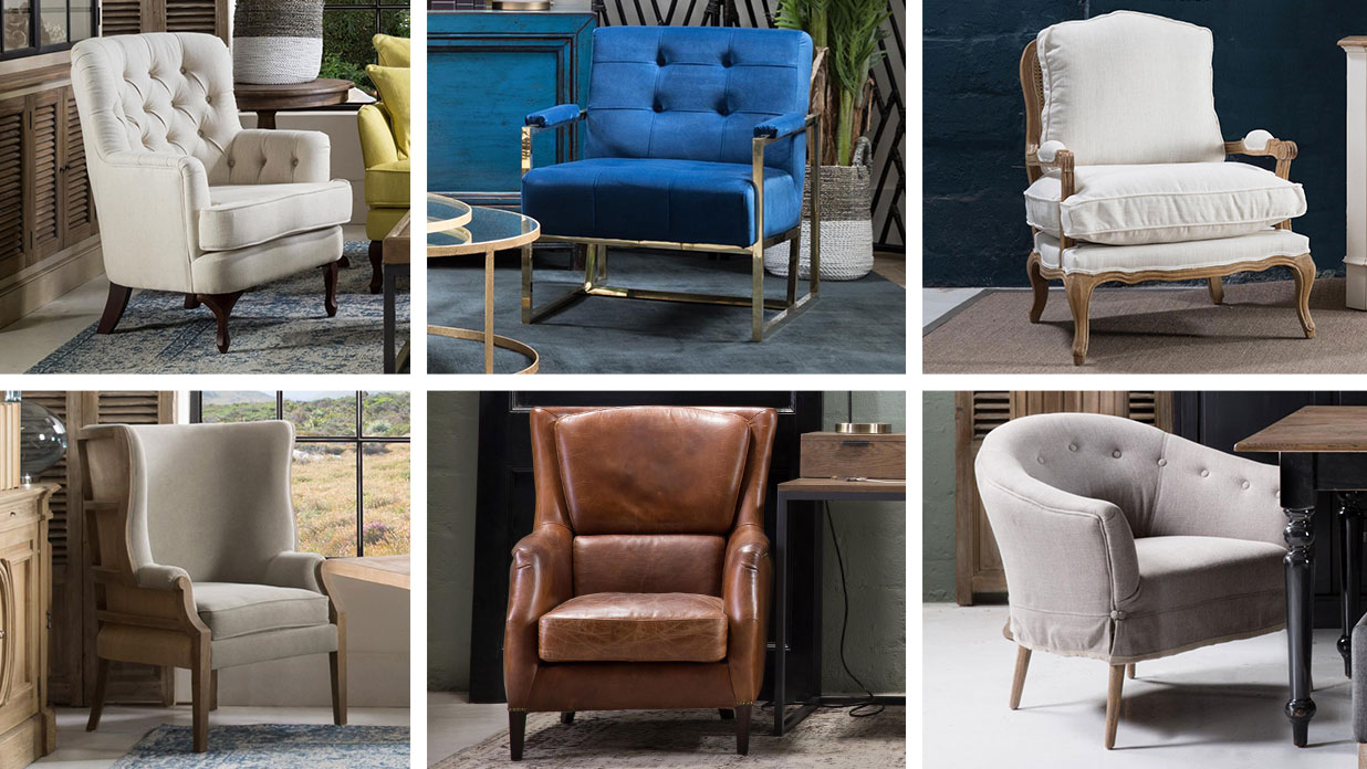 What's your upholstered chair style?