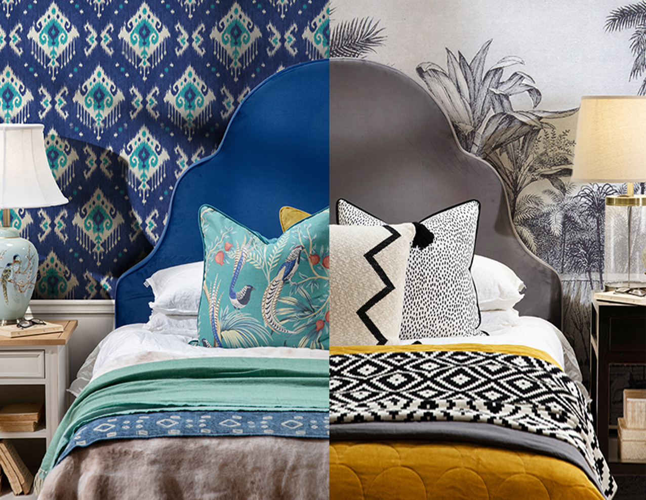 Bring colour into your home beautifully