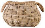 block and chisel shopper basket