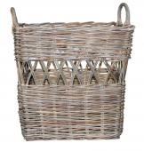 Block & Chisel rattan baskets