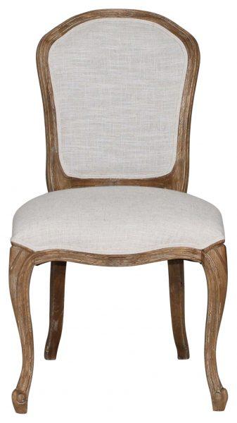 Adalie Dining Chair Cream Block Amp Chisel