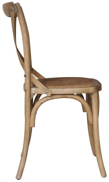 Jenny Crossback Dining Chair Pacific Oak Block Amp Chisel