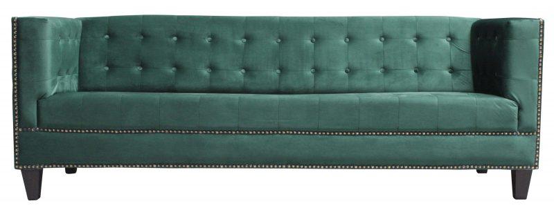 Cambridge Sofa Magical Emerald Block Amp Chisel