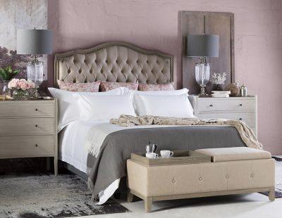 Bedroom, falucca fine linen