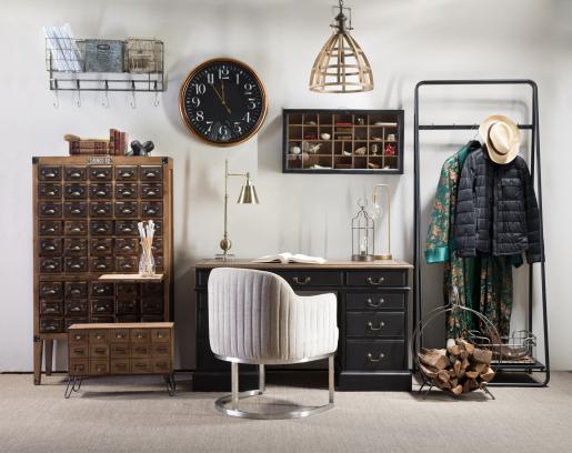 Block & Chisel fir wood medicine cabinet