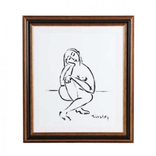 sibley artwork print