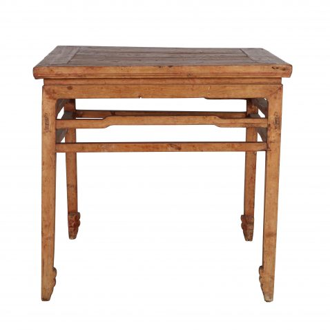 Wooden Chinese occasional table