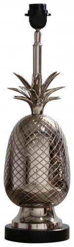 Block & Chisel brass & marble aluminium lampbase