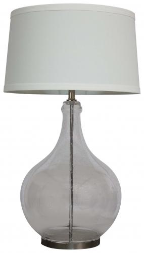 Block & Chisel table lamp