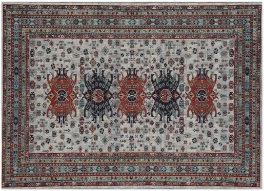 Block & Chisel printed rug