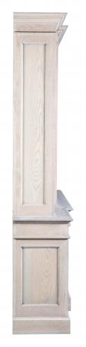 Block & Chisel solid Railway oak dresser