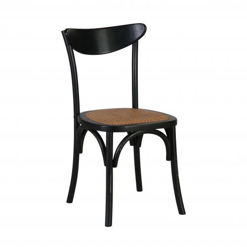 Block & Chisel sailback dining chair