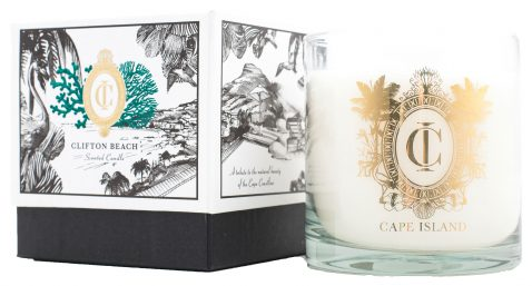 Block & Chisel Clifton Beach scented candle
