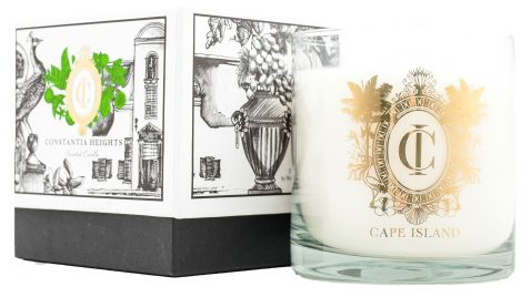 Block & Chisel Constantia Heights scented candle