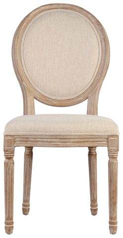 Block & Chisel Spa Back dining Chair