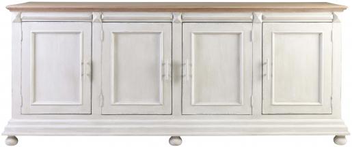 Block & Chisel wooden sideboard