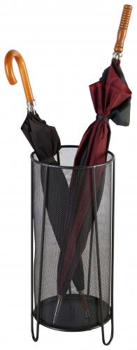 Block & Chisel iron umbrella stand