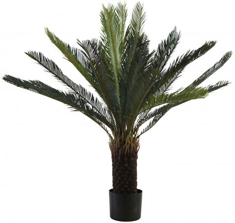 Block & Chisel faux potted tree
