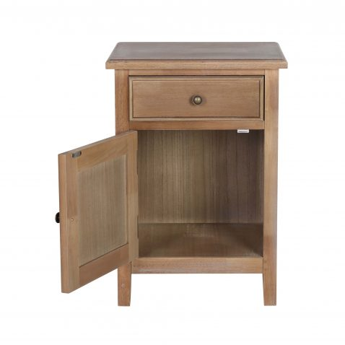 cadby 1 drawer 1 door bedside