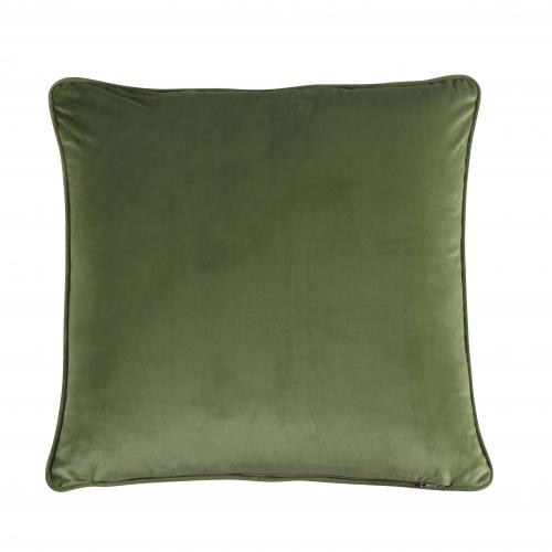 Hillhouse scatter cushion african cheetah on linen