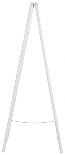 Block & Chisel white rattan ladder