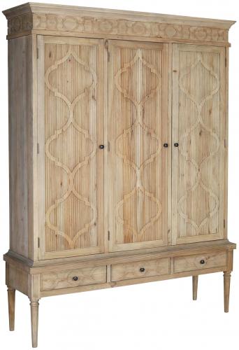 Block & Chisel new elm wood cabinet