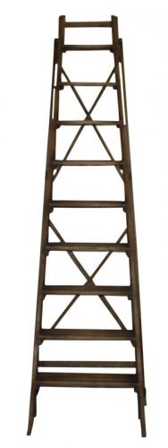Block & Chisel vintage ladder