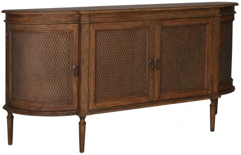 Block & Chisel french inspired sideboard