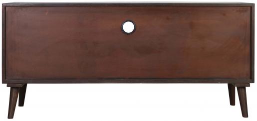 Block & Chisel mango wood tv cabinet