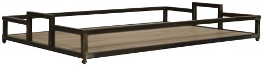 Block & Chisel rectangular tray