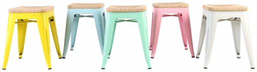 Block & chisel Emo stacking stool