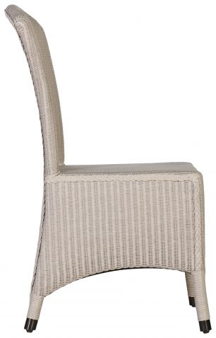 Block & Chisel lloyd loom dining chair