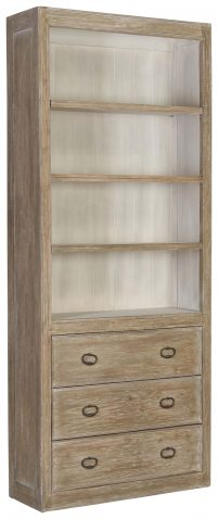 Block & Chisel wooden cupboard