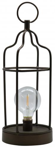 Block & Chisel metal lantern