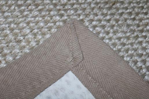 Block & Chisel sisal rug
