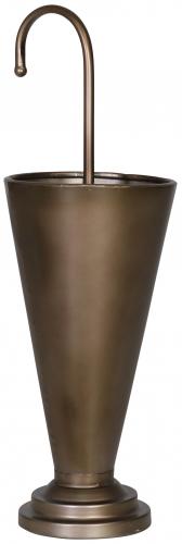 Block & Chisel iron umbrella pot