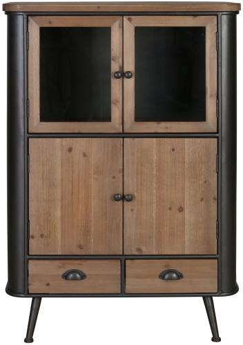 Block & Chisel cabinet