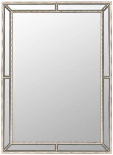 Block & Chisel rectangular mirror with bevel frame