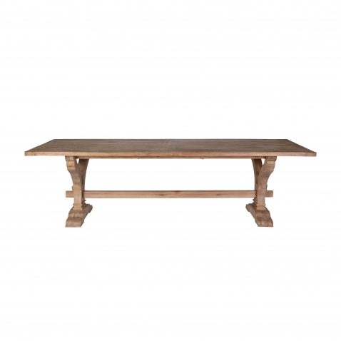 Recycled Elm dining table