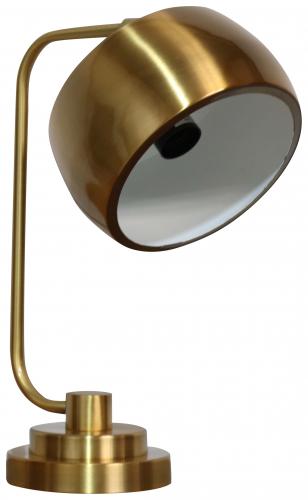 Block & Chisel metal desk lamp
